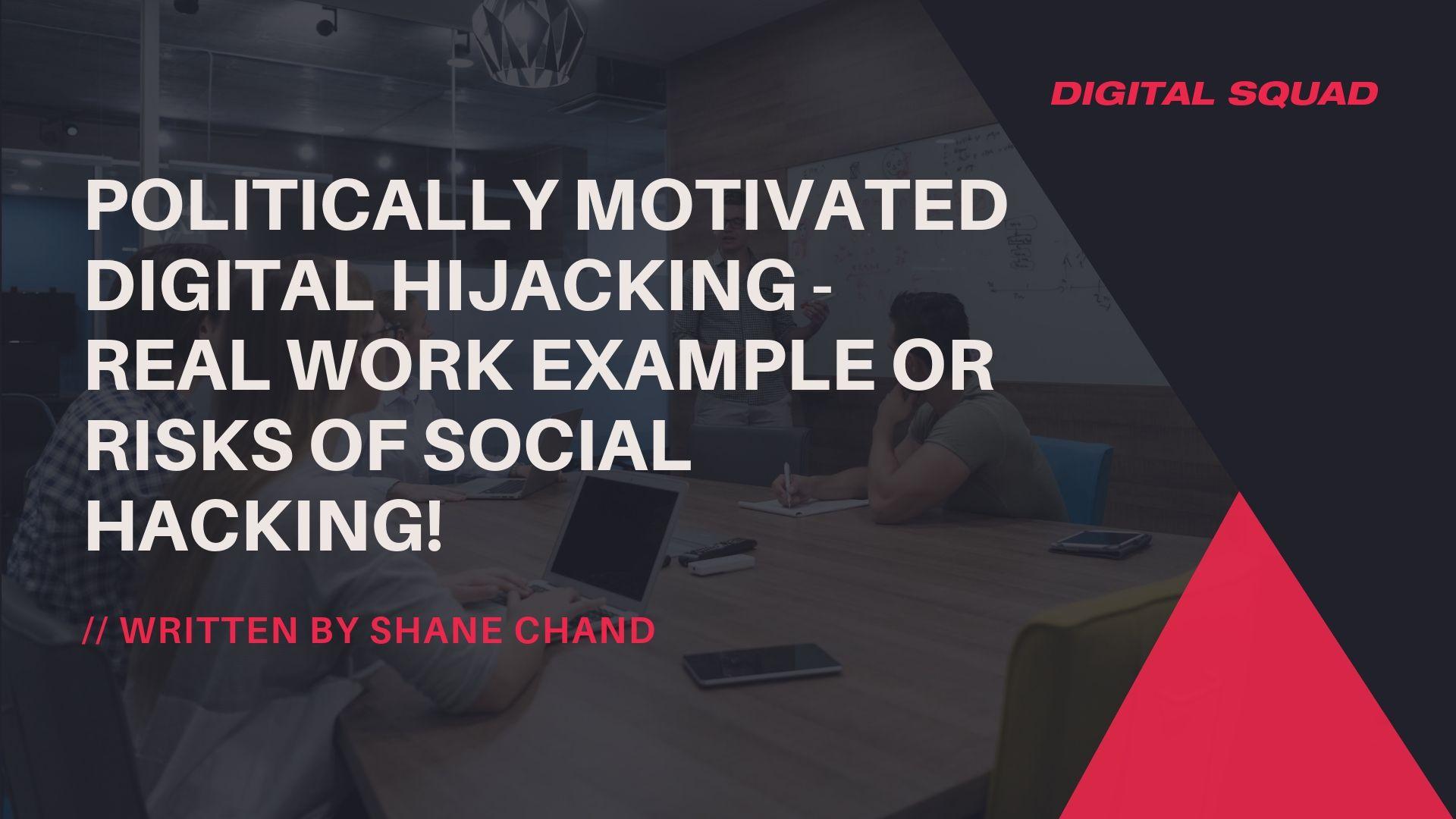 digital hijacking