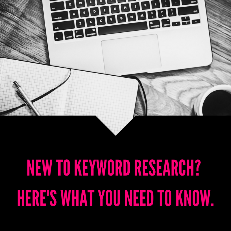 NEW TO KEYWORD RESEARCH_ HERE'S WHAT YOU NEED TO KNOW.