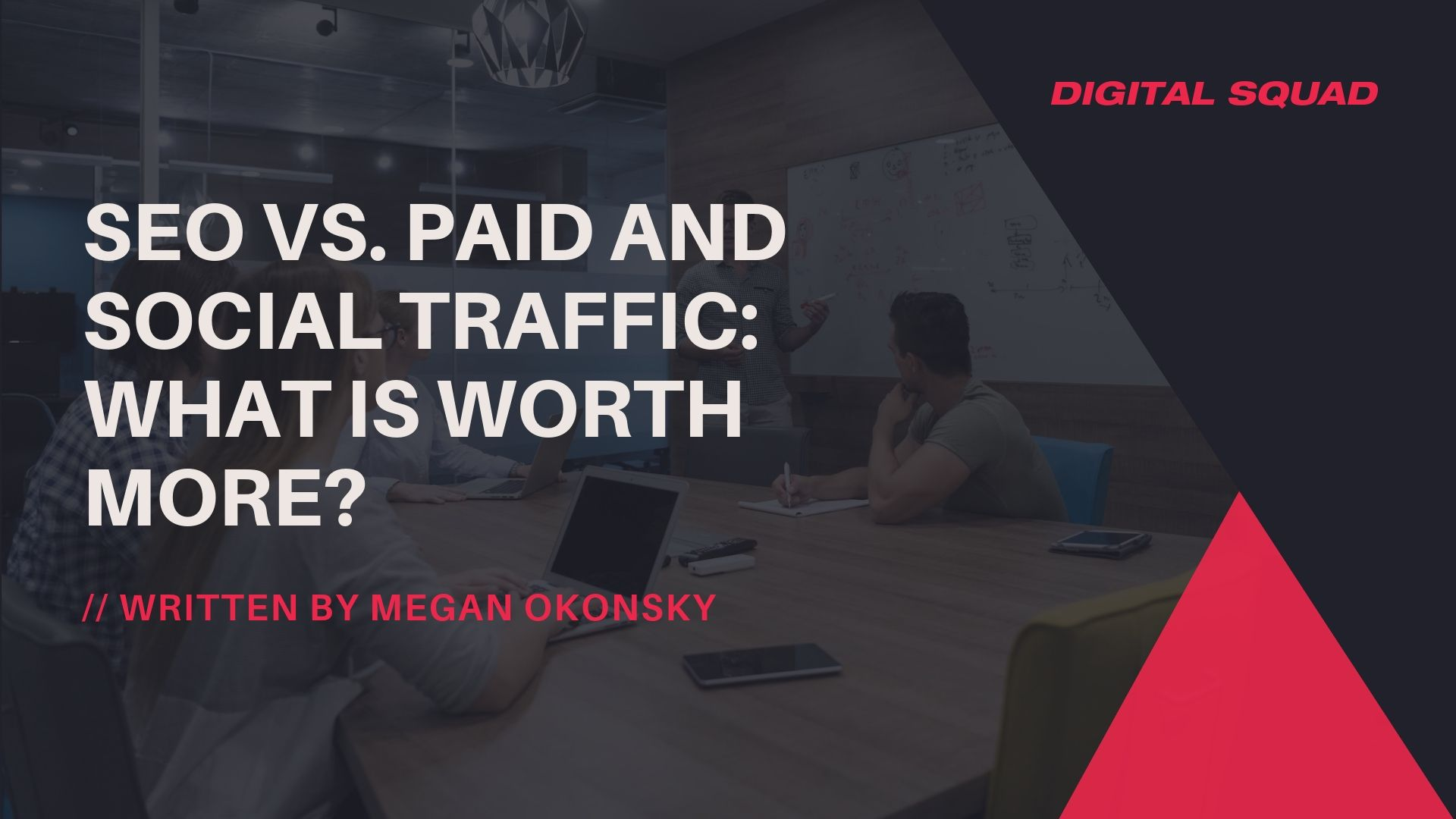 SEO vs Social Traffic