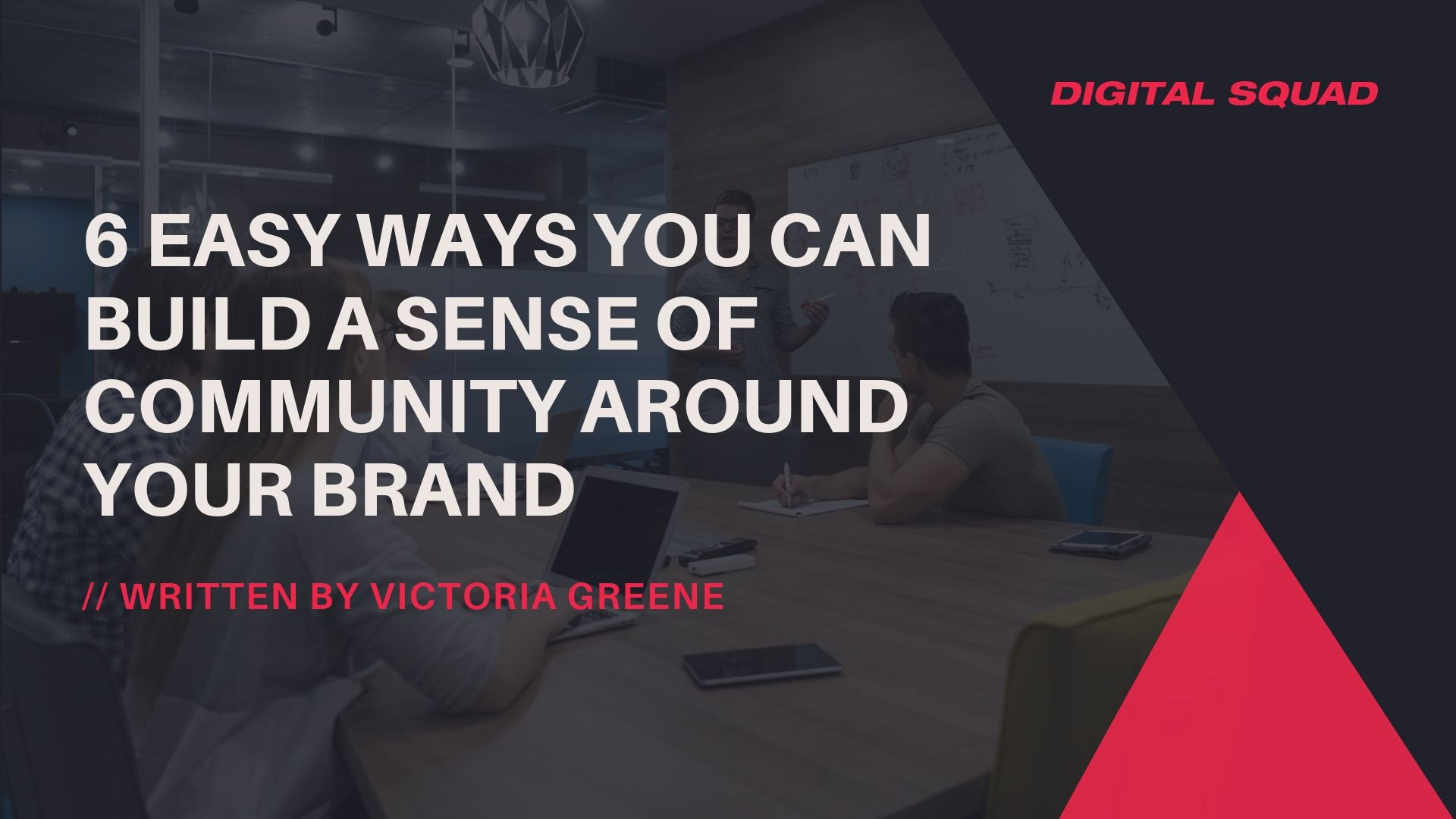 Community Branding