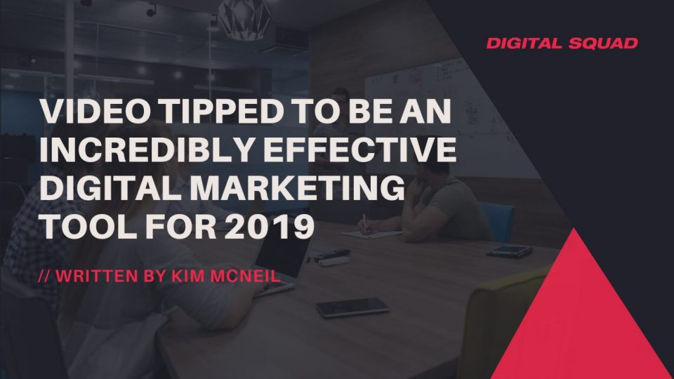 video tipped digital marketing