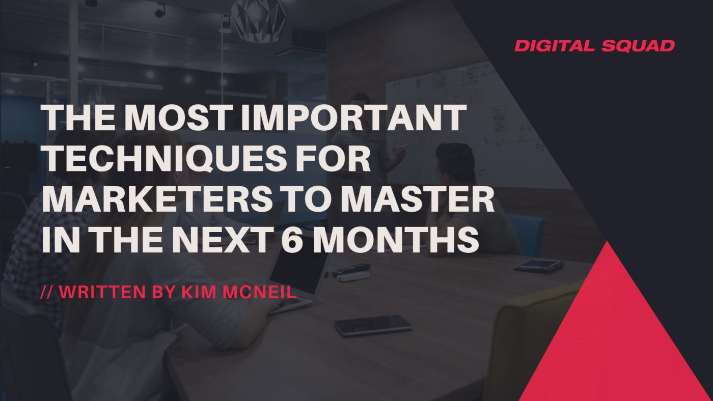 digital marketing tactics 2019