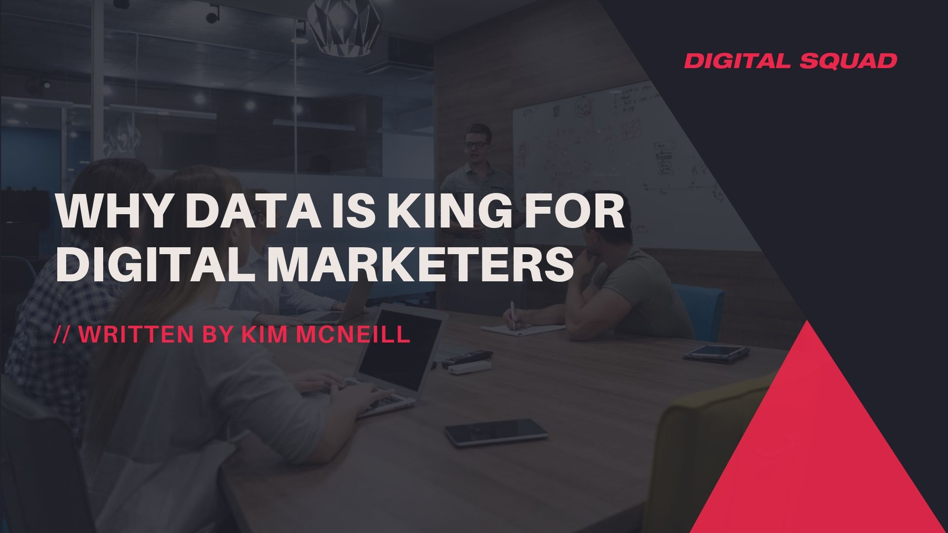 why data is king