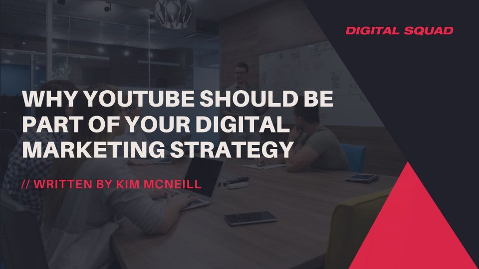 Youtube Strategy